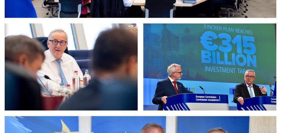 Piano Juncker: investimenti strategici fino al 2020