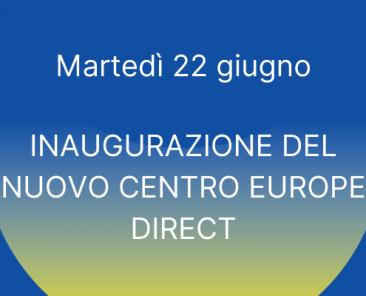 inaugurazione centro europe direct brescia